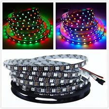 5M 5050 RGB 150 LED 300 LED-Streifen WS2812B WS2811 Adressierbarer Dreamcolor 5V