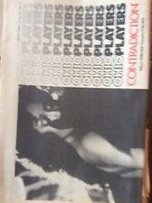 H1h Ephemera 1970s Music Advert Folded Ohio Players Contradiction