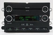08 09 Mercury Sable Ford Taurus MP3 6 Disc CD Radio Receiver OEM 8G1T-18C815-DA