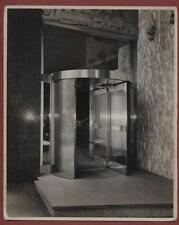 Doors of Clydesdale Bank. London vintage 1964 photograph  pt43