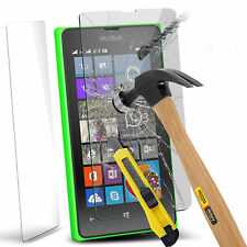 Genuine Premium Tempered Glass Film Screen Protector for Microsoft Lumia 435