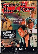 Ferry to Hong Kong (DVD, 2011) Orson Welles, Curt Jurgens  BRAND NEW