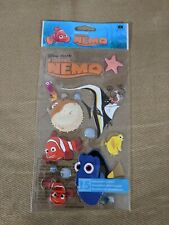 Disney EK Success Jolee's 3D Embellishments ~ Finding Nemo - New