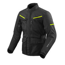 GIACCA MOTO TOURING SAFARI 3 NERO GIALLO NEON  REV'IT SIZE XXL