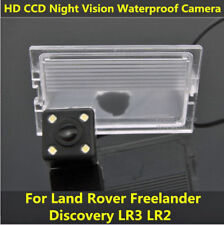 New for LAND ROVER™ LR2, LR3, DISCOVERY Lic Lamp Rear View HD Camera Free Ship