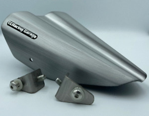 Cover Dashboard For Ducati Streetfighter V4 S Effect Aluminum Brushed