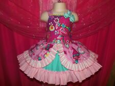 Patchwork Easter dress Gnome Dress - Size 18mo/24mo 19-in length