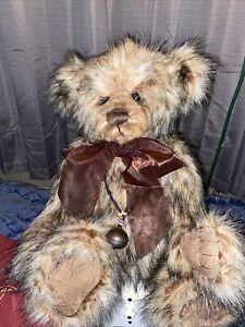 Charlie Bear Dyfrig Retired