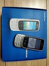 Nokia 6303i classic - Steel (kein Simlock, kein Vertrag, kein Branding) Handy