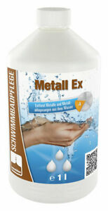 Steinbach Metall EX 1l  Entfernt Metalle und Metallablagerungen aus dem Wasser
