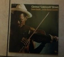 """Clarence """"Gatemouth"""" Brown* – Down South...In The Bayou Country - RARO -"""
