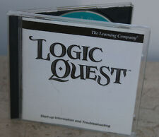 The Learning Company * Logic Quest * Software