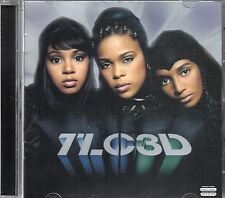 TLC - 3D (2002 CD Album) Includes the singles Girl Talk/Hands Up/Damaged