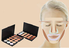 PRO 15 Colors Eye Shadow Cosmetic Makeup Shimmer Matte Eyeshadow Palette Set