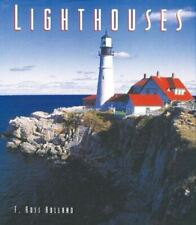 Lighthouses, F.Ross Holland, Very Good, Hardcover