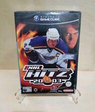 NHL Hitz 2003 Nintendo GameCube Hockey Game NEW SEALED