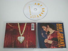 AMY GRANT/HEART IN MOTION(A&M 395 321-2) CD ALBUM