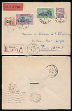 French Indochinese Registration Stamps