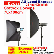 "Godox Photo Studio Softbox 70x100cm Bowens Mount flash 28""x40"" Soft box NEW"
