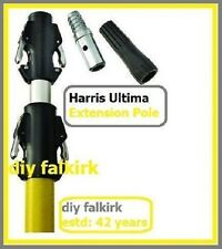 4-8Ft + 2-4FT Harris Extension Poles Double Click Ultima Extension Poles, 2 pack