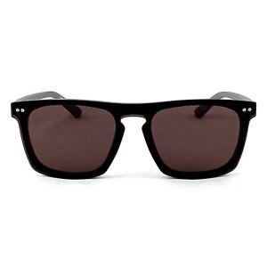 Calvin Klein Men's Squared Oxblood Lens-Over-Frame Sunglasses - CK19501S 601