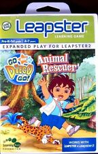 Leapfrog Leapster Go Diego Go - Expanded play Leapster 2  - ages 4-7 Pre-K - 1st