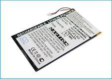 3.7V battery for Creative Video, BA20603R79914, Zen Vision:M, DVP-HD0003, Zen Vi