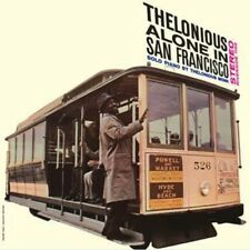 Thelonious Monk Quartet - Thelonious Alone in San Francisco - New LP - June 8th