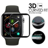 For Apple Watch iWatch Series 6 SE 40 44mm Glass Screen Protector Full Cover UK