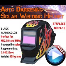 NEW Solar Welding Helmet Auto Darkening Welder Mask Lens ARC TIG MIG MAG FLAME