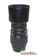 Sigma para Pentax 70-300mm 1:4-5,6 macro * k-1 * k-3 * k-50 * KP * k-01 * deficiencia