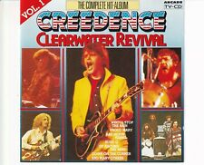 CD CREEDENCE CLEARWATER REVIVAL	the complete hit album vol 1	HOLLAND 1987(B5297)