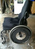 Used Quickie GT Manual Wheelchair