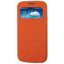 Schutzhüllen in orange Farbe für Samsung Galaxy S4 Mini