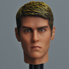 "1/6 Scale Youth Tom Cruise Sculpt Head F 12"" Action Figure HP HP-009 Model Toys"