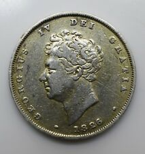 1826 UK One 1 Shilling - George IV - VF Lot 117