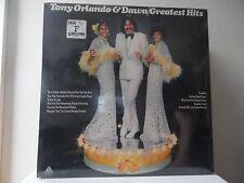 "TONY ORLANDO & DAWN - GREATEST HITS - ARISTA RECORDS-AL-4015 - ""SEALED"""