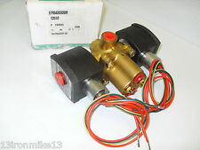 "NEW ASCO EF8342G020M 4-Way EXPLOSION PROOF DUAL SOLENOID VALVE 1/4""120Vac"