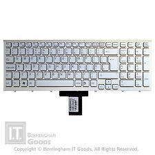SONY VAIO NUEVO VPC-EB teclado GB Marco Blanco 148793411
