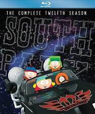 South Park Season 12 Complete Twelfth (Blu-ray) New Sealed Free Shipping