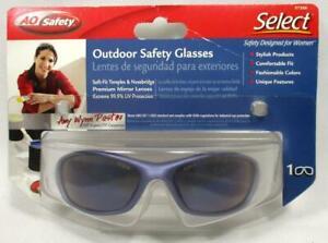 AO Outdoor Safety Glasses for Women UV Protection Eyewear DIY Carpenter Work A-7
