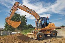 Caso WX145-WX165 & WX185 MANUALE PER OFFICINA Escavatore