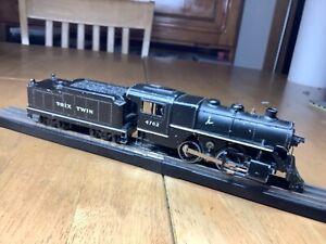Trix Twin 9/520 3 rail AC American 0-4-0 Tender Locomotive 4762