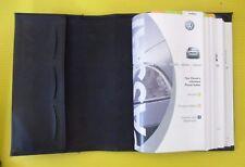 Passat Sedan 03 2003 Volkswagen Owners Owner's Manual Set in Black Binder