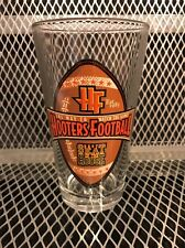 HOOTERS FOOTBALL EST 1983 ~ Beer Pint Glass ~ Best Seat in the House P