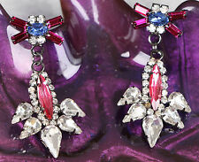 MS-309 Ohrringe Ohrstecker Earrings Strass koreanstyle Modeschmuck Schmuck