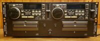 Tascam CD-X1500 Dual CD Player And DJ Controler - TEAC Professional Division