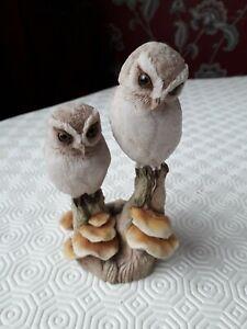 Teviotdale small Owls designed by Debbie Edllmann