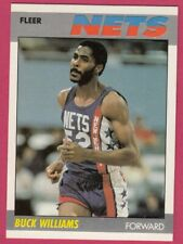 1988-89 Basketball # 120 Buck Williams (NM-MT) Nets