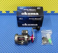 Okuma Cold Water Line Counter Trolling Reel Ladies Edition CW-203D-LE
